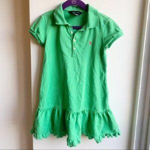 Ralph Lauren - Girl Dress - Size 6 years 💕